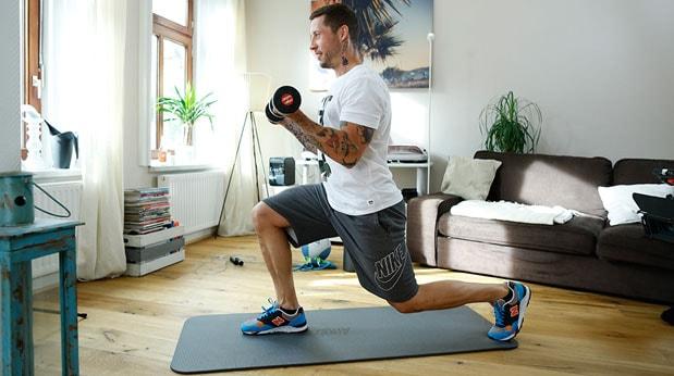 Jochen Kurzhantel Trainingsplan