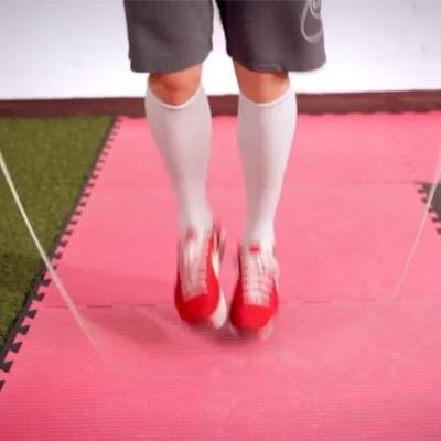 Seilspringen unglaublich vielfältig und effektiv