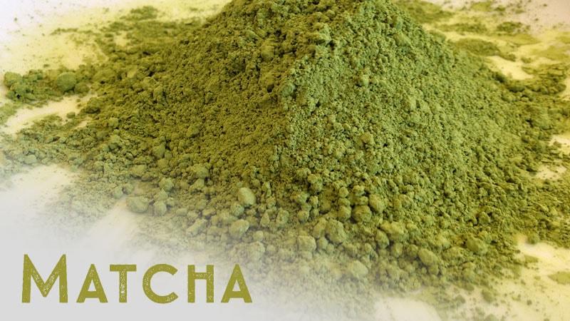 Matcha Tee – der gesunde und sanfte Energie-Kick!
