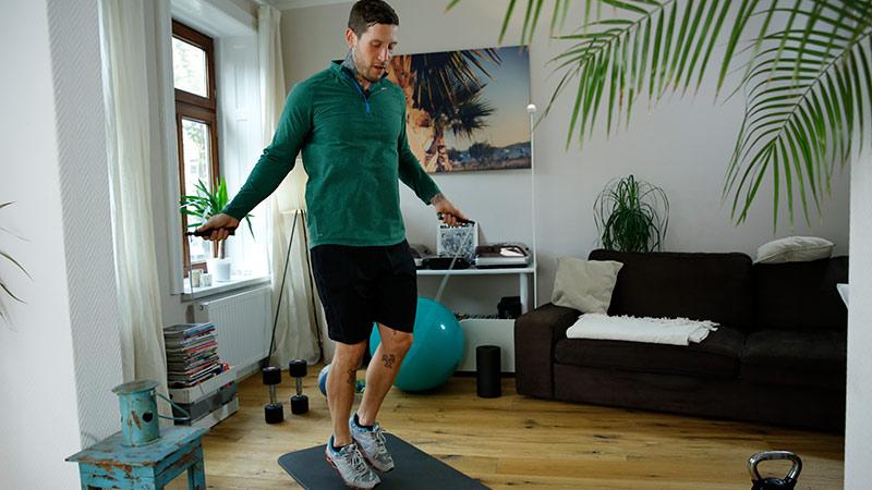 Zirkeltraining - effektive Trainingsform für Zuhause und das Studio