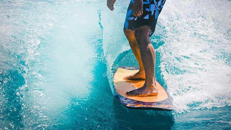 Balance Boards - Trockentraining für Surfer
