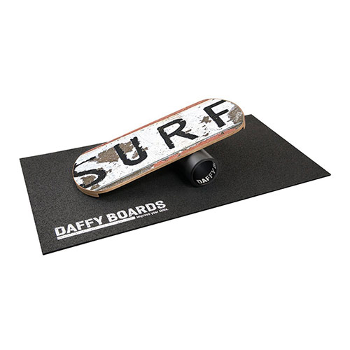 "Daffy Boards Balance Board Set ""Surf"""