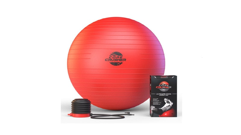 Core-Crusher-Gymnastikball