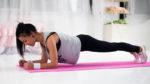Pilates Übungen für einen schlanken Körper