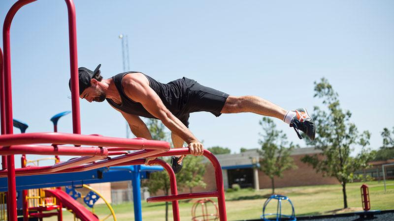 Calisthenics - Training mit dem eigenen Körpergewicht (bodyweight training)