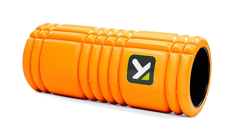 Foam Roller Trigger Point Grid