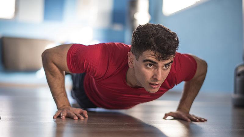 Krafttraining mit dem eigenen Körpergewicht