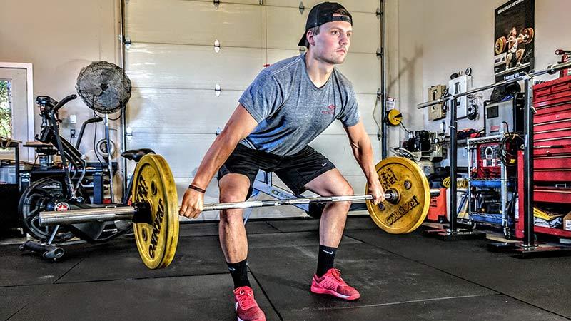 Hantelstange - die beste Hantelstange fürs Krafttraining Zuhause, Gewichtheben und Powerlifting