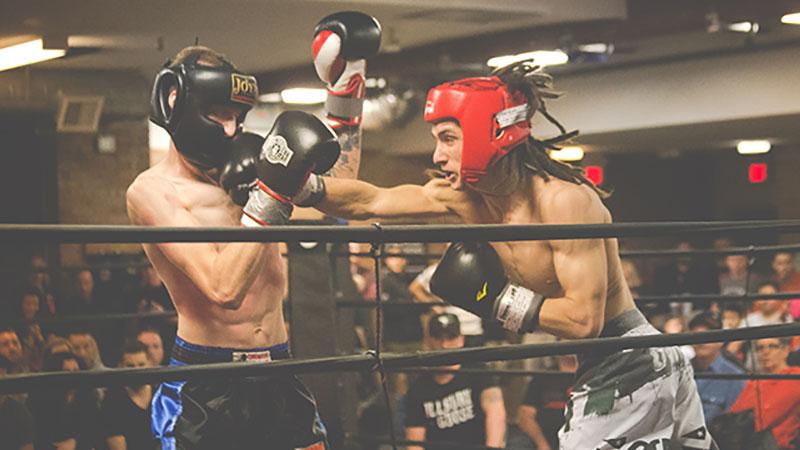 Mundschutz fürs Boxen - wichtiger Teil der Schutzausrüstung beim Boxen