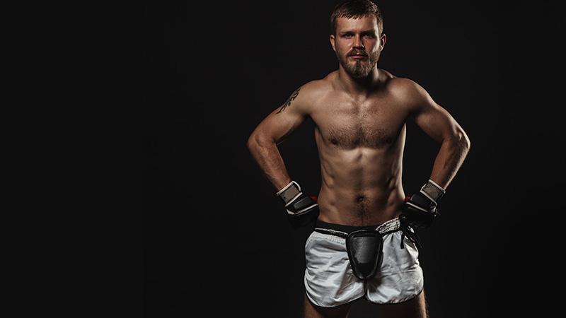 Tiefschutz Suspensorium Boxen MMA Kampfsport