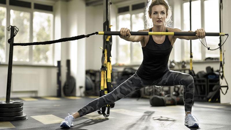 TRX Rip Trainer sportartspezifisches Core Training