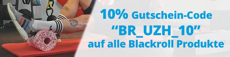 Gutschein-Code Blackroll Shop 10 Prozent