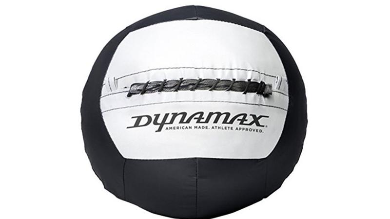 Dynamax Medizinball Test und Training