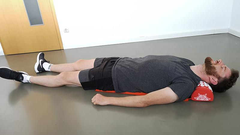 Shakti Kissen für den Nacken