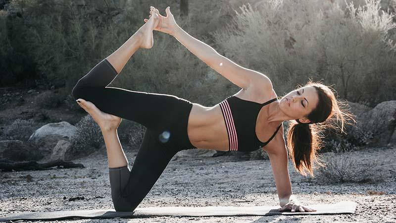 Yoga Hose und Yoga Leggings im Überblick und Kaufberatung