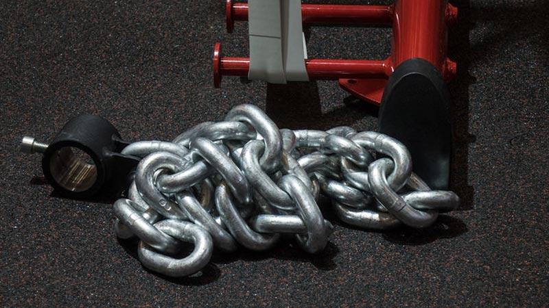 Powerketten Gewichtsketten für progressives Krafttraining