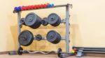 Der beste Hantelständer fürs Home Gym (Kurz/Lang/Kombi-Hantelständer)