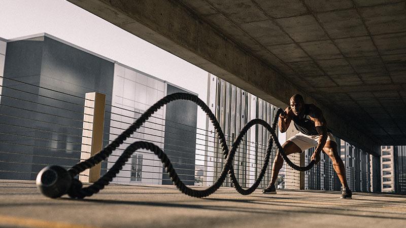Battle Ropes Übungen Kaufempfehlungen und Tipps