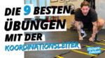 Die 9 besten Übungen mit der Koordinationsleiter | Koordination & Speed