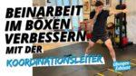 Beinarbeit im Boxen verbessern | 5 Min Workout mit der Koordinationsleiter